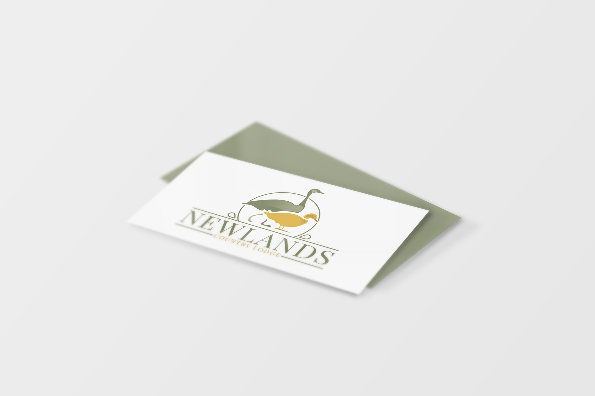 Newlands Lodge - Branding